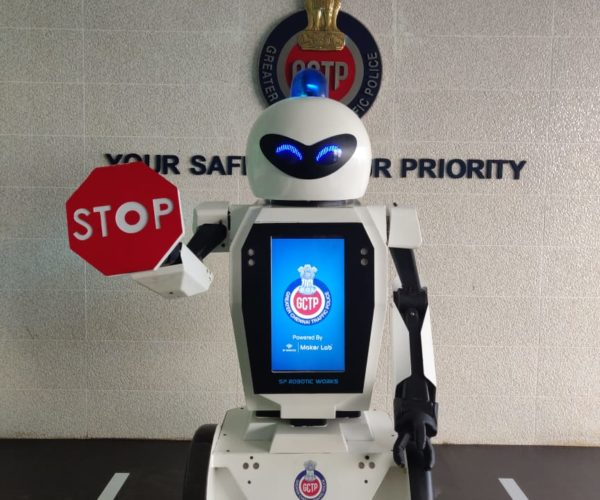 Indian City to Get Robotic Traffic Cop