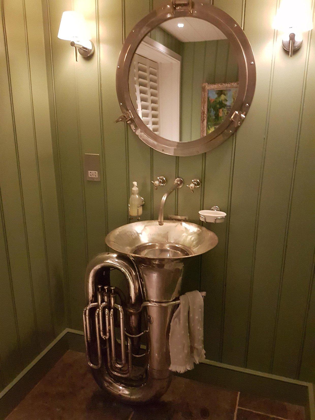 Bathroom Instruments