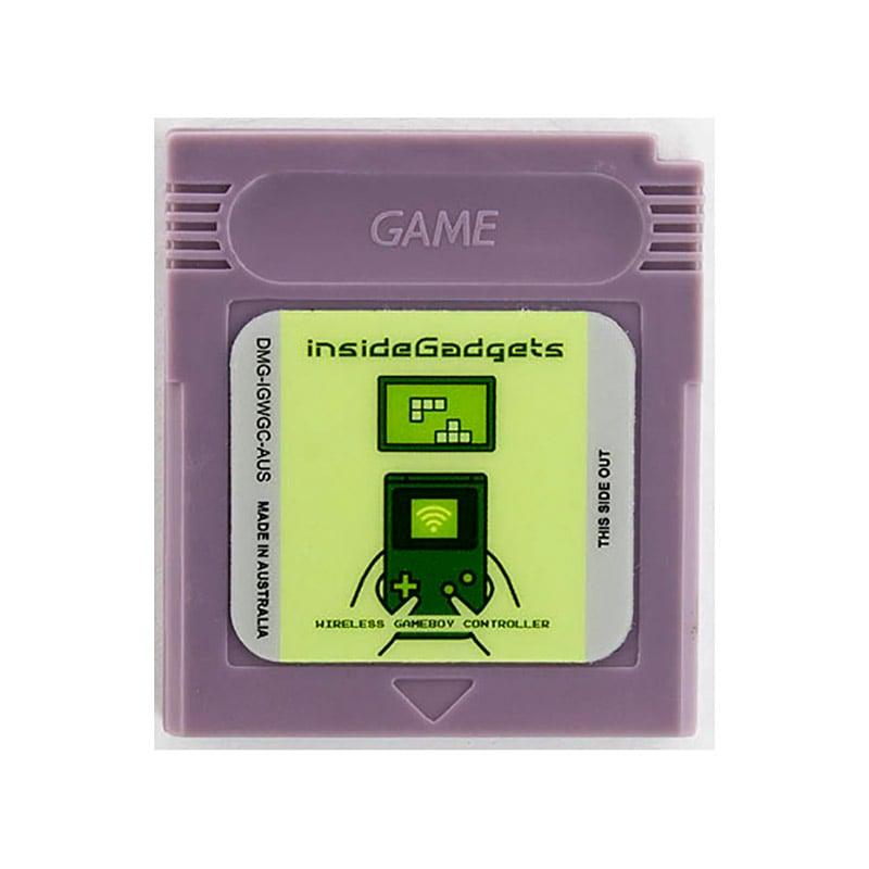 Custom Cartridge Turns Game Boy Into a Wireless Controller