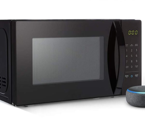Pop Popcorn with Your Voice on the Cheap with an Alexa-Powered Microwave