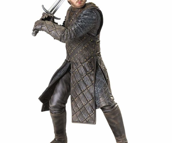 Jon Snow Battle of the Bastards Statuette Knows Nothing