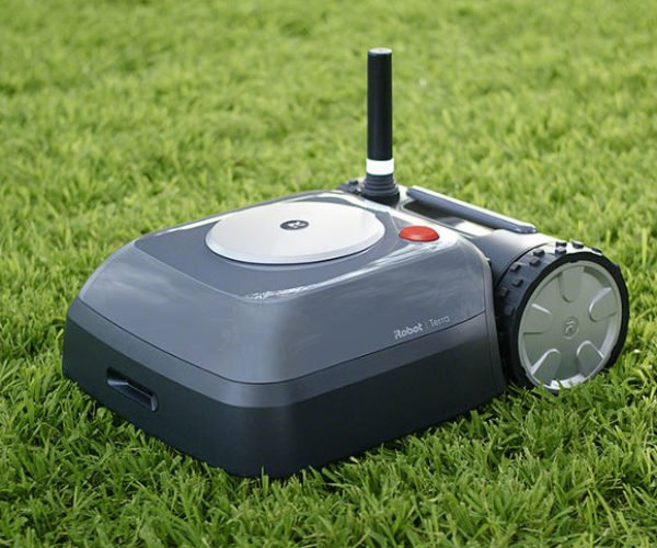 The iRobot Terra is a Roomba For Your Lawn