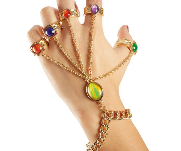 Avengers Infinity Gauntlet Jewelry: Just Don't Snap Your Fingers