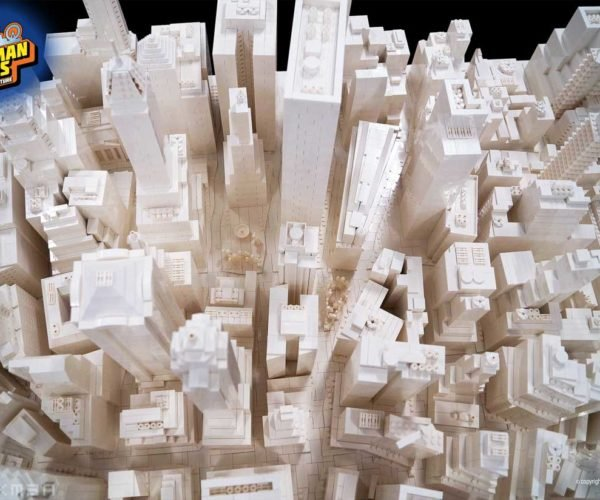 LEGO Pro Builds Manhattan in Bricks