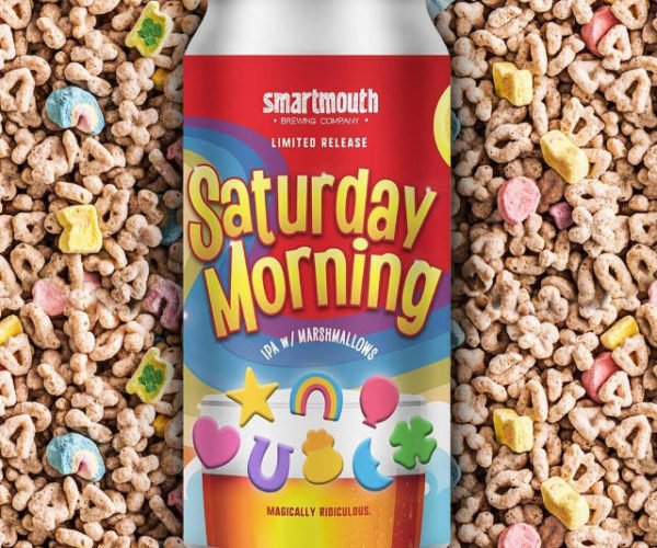 Lucky Charms Inspired Beer Brewed with Marshmallows