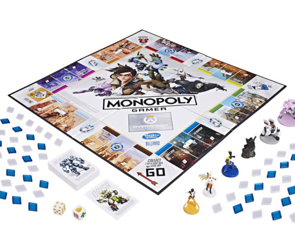 Overwatch Monopoly: Do Not Pass GO, Do Not Collect Loot Box