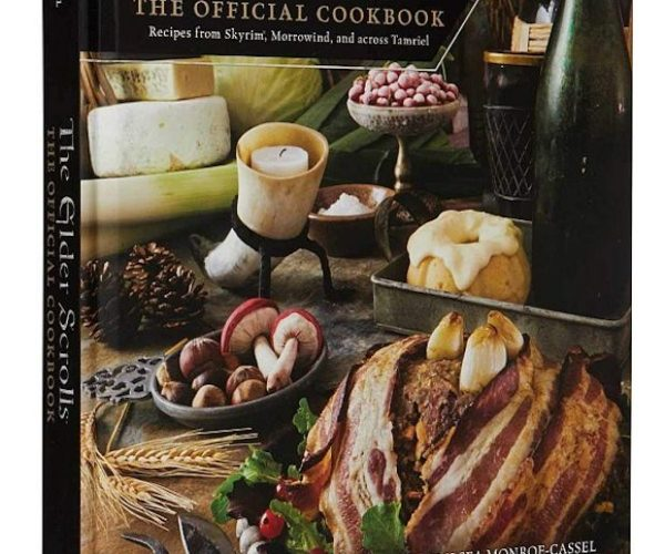 The Elder Scrolls Cookbook: I Used to Be a Chef Until I Took an Arrow to the Knee