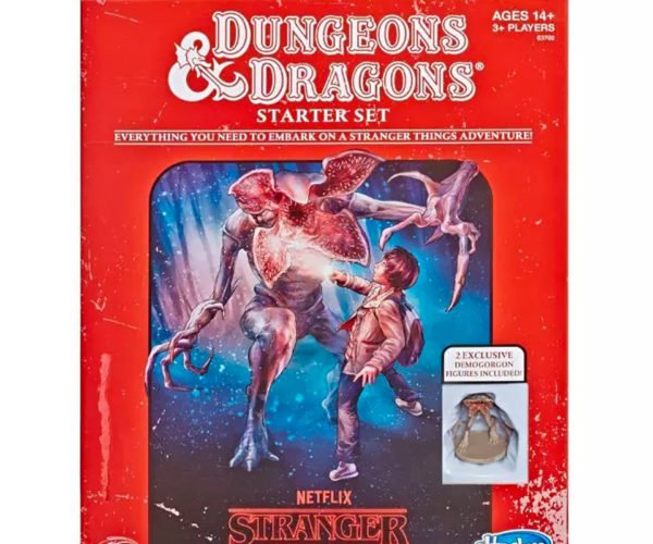 Stranger Things Dungeons & Dragons Set: EGGOs Not Included