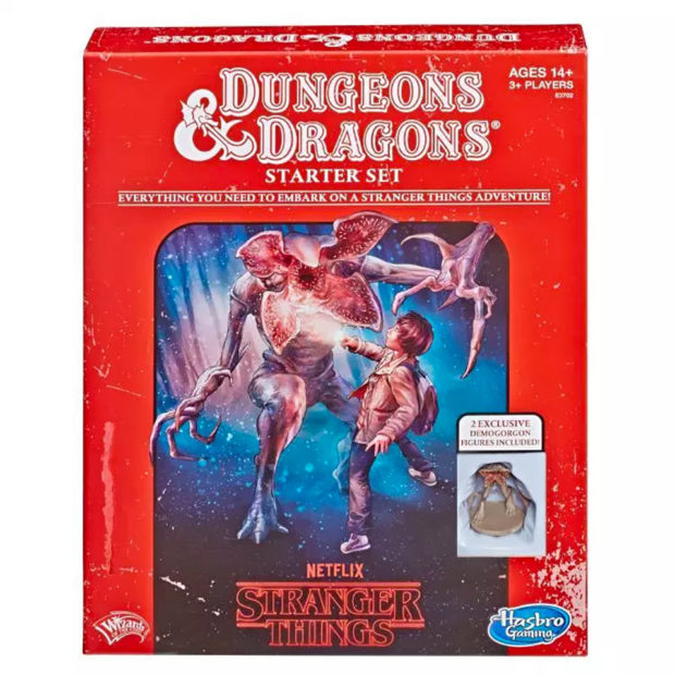 Stranger Things Dungeons & Dragons Set: EGGOs Not Included - Technabob