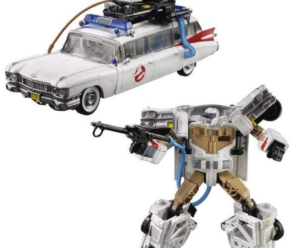 Ghostbusters Ecto-1 Is Now a Transformer: Ectotron