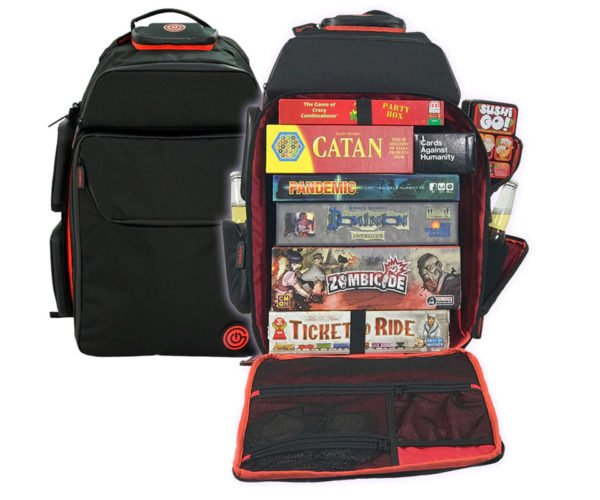 This Enormous Backpack Is Ready to Carry All Your Board Games