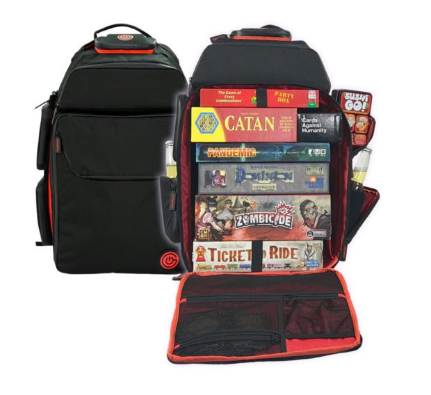 This Enormous Backpack Is Ready to Carry All Your Board Games - Technabob