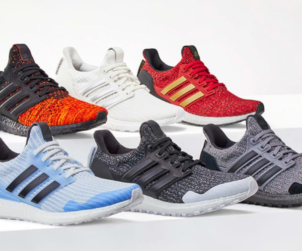 adidas and HBO Releasing Game of Thrones Running Sneakers