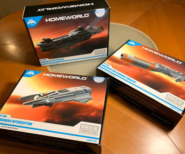 Brick Formation Homeworld Custom LEGO Kits Review