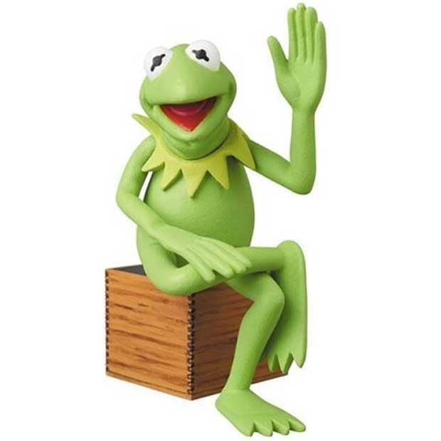Desperate Kermit