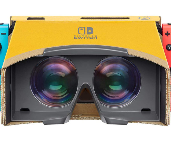 Nintendo Labo Toy-Con 04 VR Kit Launch Date and Price Announced