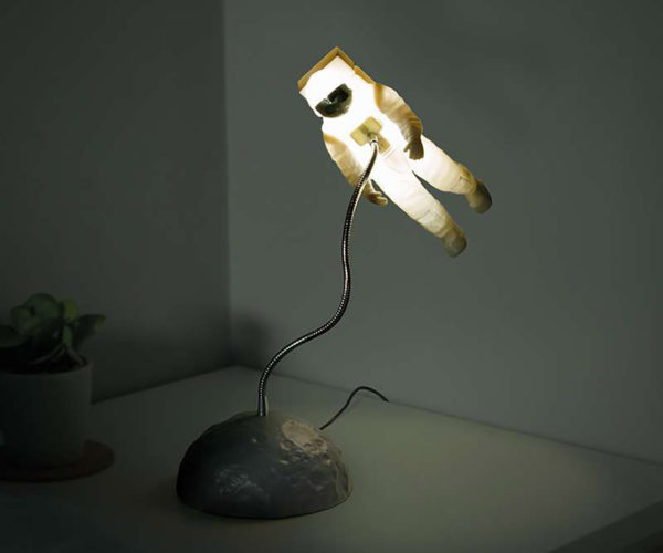 Floating Astronaut Light: I Want My MTV