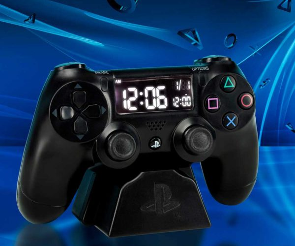 PS4 Controller Alarm Clock: Eat, Drink, and Sleep Video Games