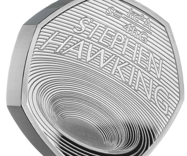The UK Has a New Stephen Hawking Coin