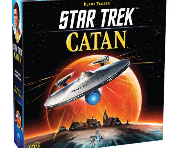 Star Trek Catan Looks More Fun than Tri-Dimensional Chess