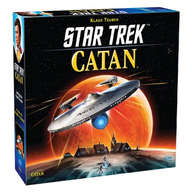 Star Trek Catan Looks More Fun than Tri-Dimensional Chess