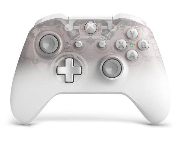 The Xbox One Phantom Controller Looks Great in White