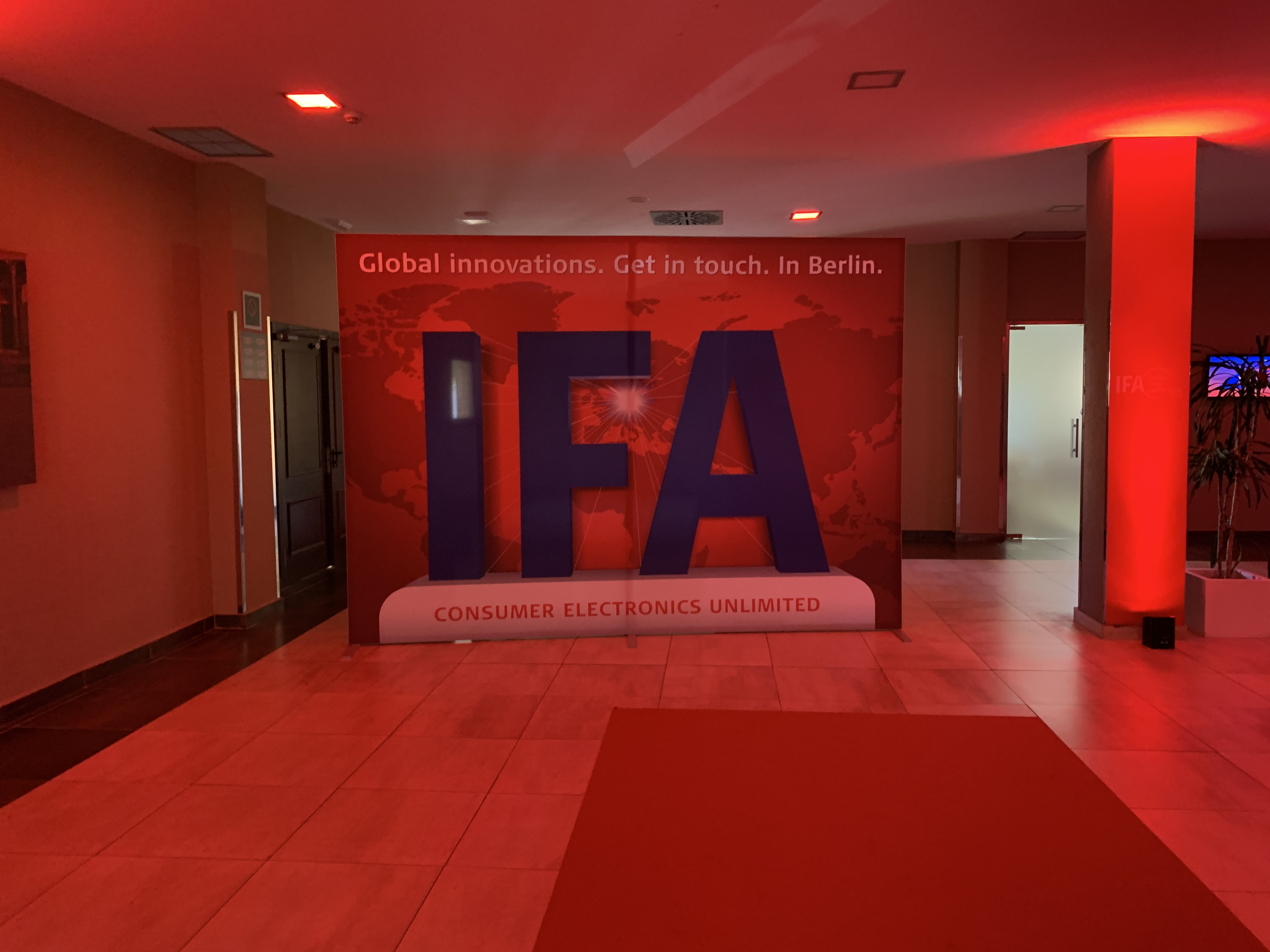 ifa global press conference previews tech  trends  ifa  berlin show
