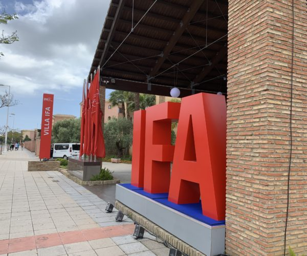 2019 IFA Global Press Conference Previews Tech and Trends for IFA 2019 Berlin Show