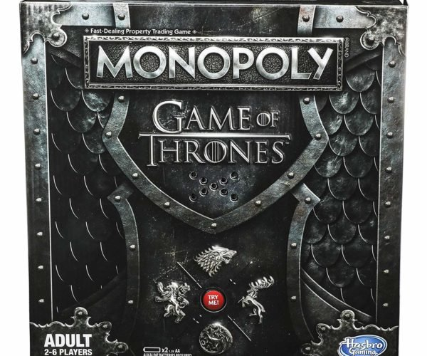 Game of Thrones Monopoly: I Play and I Know Things