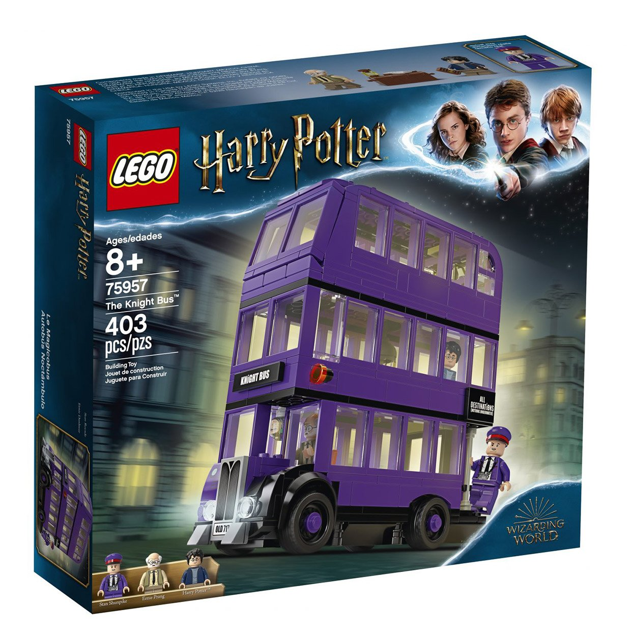 new lego harry potter kits land this august