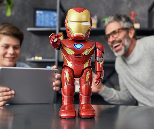 UBTECH Iron Man MK50 Robot: Another of Tony Stark's Toys