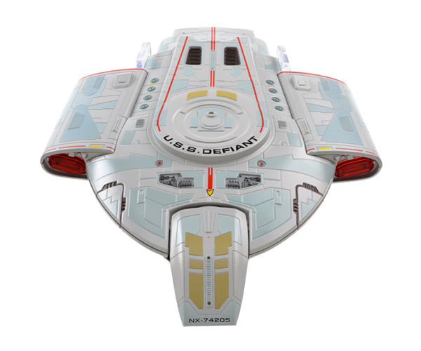 This Star Trek DS9 U.S.S. Defiant Replica Is Deep Space Nice