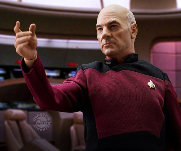 Add This Picard Action Figure to your Collection: Make it So