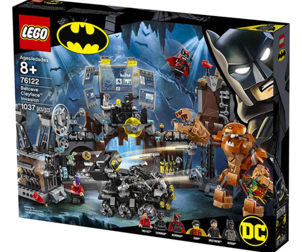 LEGO Celebrates 80 Years of Batman: The Brick Night Rises
