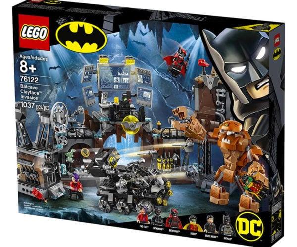 LEGO Celebrates 80 Years of Batman: The Brick Night Rises