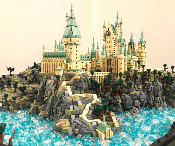 LEGO Hogwarts: You're a Blocky Wizard, Harry!