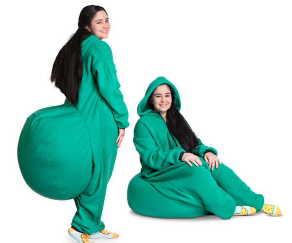 Bean Bag Onesie: Oh My God, Becky. Look at That Prank!