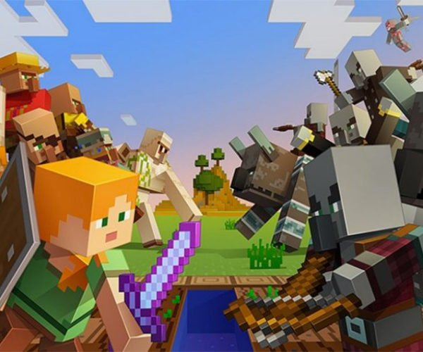 Minecraft Village & Pillage Update Adds Tons of New Fun