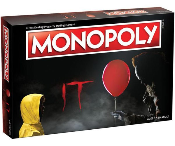 Monopoly IT Edition: Rich Uncle Pennywise