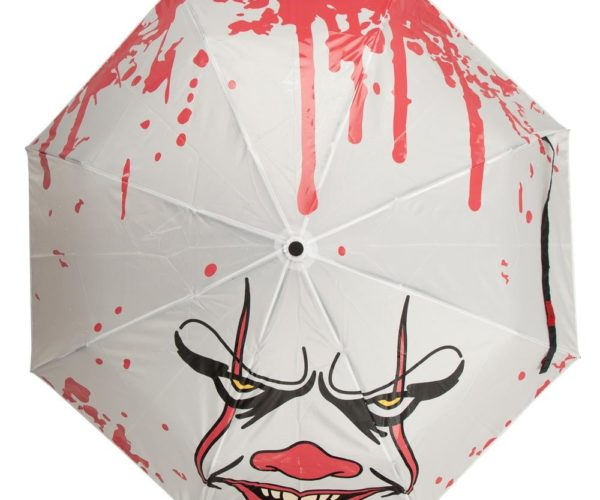 Pennywise IT Raining Blood Umbrella Doesn't Float