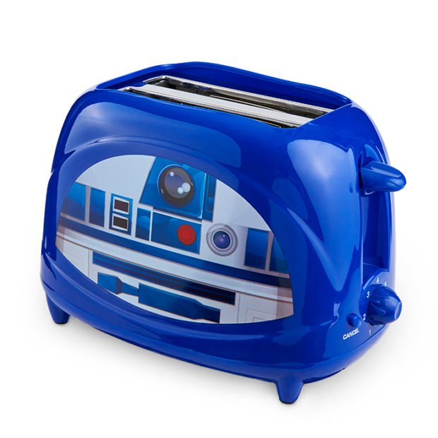Star Wars R2-D2 Toaster: The Breads You're Looking For