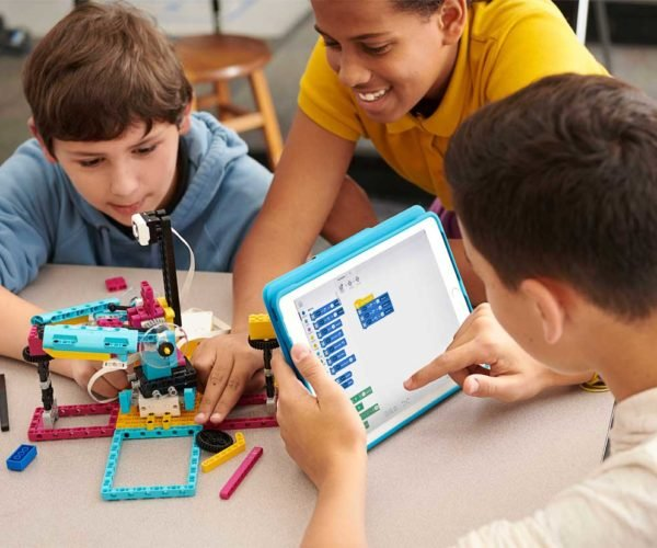 LEGO Education Spike Prime Brings Blocky STEM Learning to Classrooms
