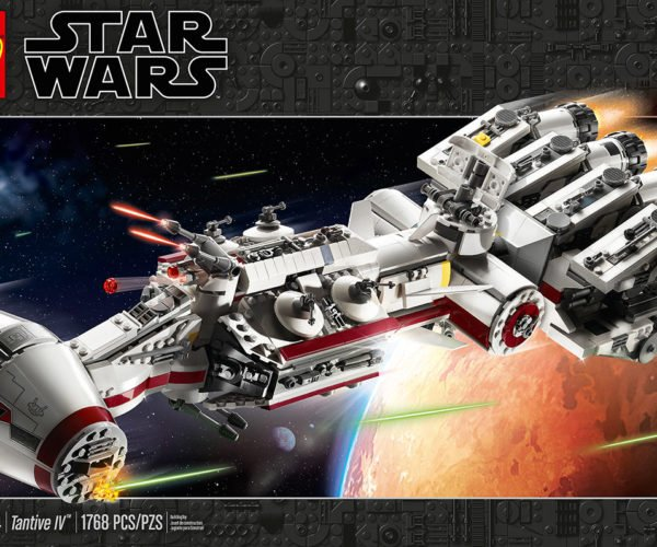 New LEGO Star Wars Tantive IV Set Is Coming In May