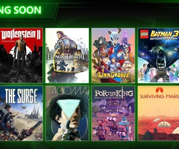 Xbox Games Pass Adds Great New Games for May 2019