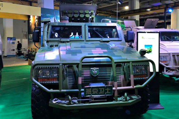 China Has a Military Vehicle That Launches Drones