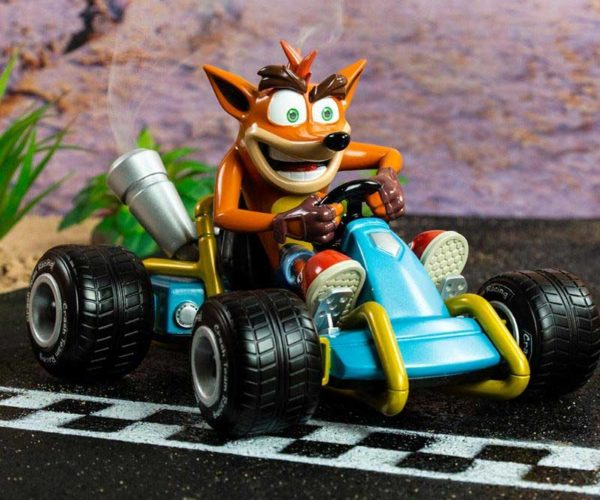Crash Team Racing Nitro-Fueled Incense Burner is Smoking Cool
