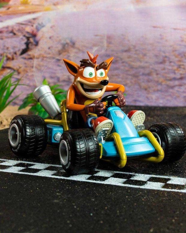 Crash Team Racing Nitro-Fueled Incense Burner is Smoking Cool