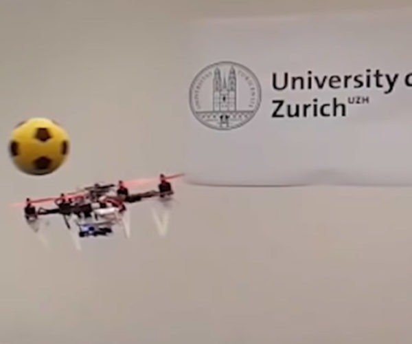 Drones Can Now Dodge Balls