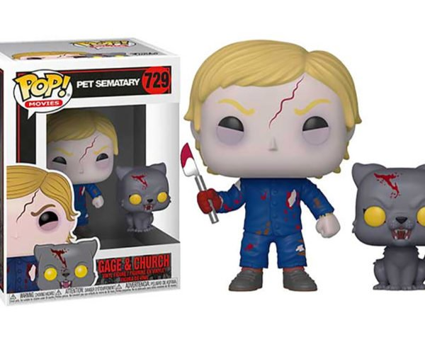 Don't Bury This Pet Sematary POP! Figure