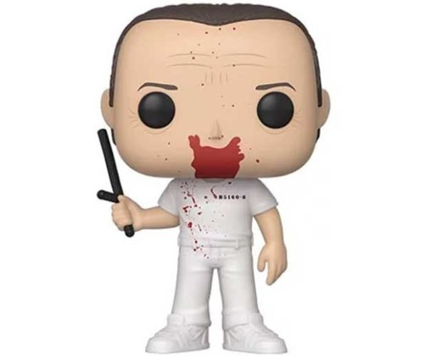 Hannibal Lecter Funko POP! Figures Will Eat Your Liver with Some Fava Beans